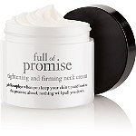 PhilosophyFull Of Promise Tightening and Firming Neck Cream