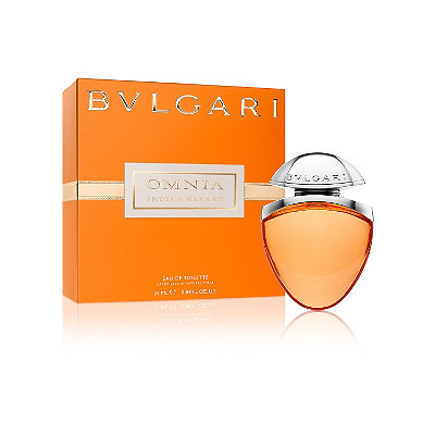 Bvlgari Omnia Indian Garnet Eau de Toilette Jewel Purse Spray