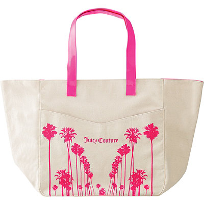 Juicy CoutureOnline Only FREE Juicy Couture Tote with any $92 Juicy Couture Fragrance Collection purchase