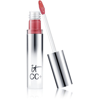 It CosmeticsCC+ Lip Serum Hydrating Anti-Aging Color Correcting Crème Gloss