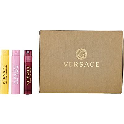 VersaceFREE Trio Sampler w%2Fany large spray Versace Women%27s purchase