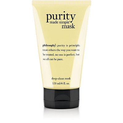 Philosophy Purity Made Simple Deep-Clean Mask