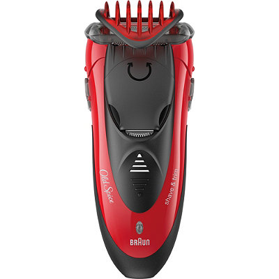 BraunOld Spice Shave & Trim Shaver