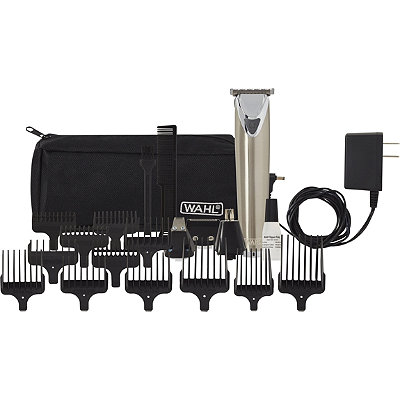 Wahl Stainless Steel Lithium Ion%2BGroomer