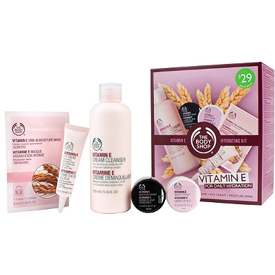 The Body ShopVitamin E Hydrating Kit
