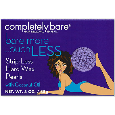 Bare More Ouch Less Salon Quality Face & Other Sensitive Areas Wax Kit