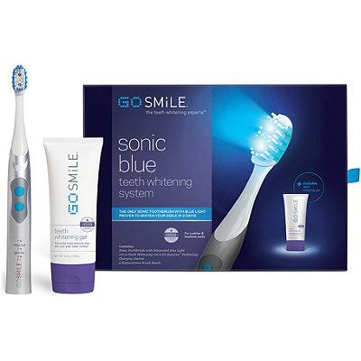 Go SmileSonic Blue Teeth Whitening System