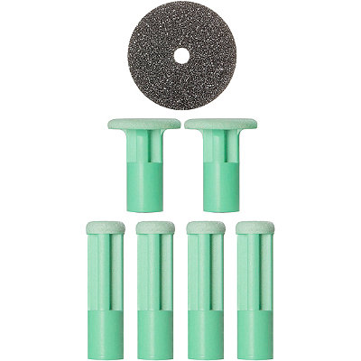 PMDGreen Replacement Discs 6 Ct