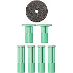PMD Green Replacement Discs 6 Ct