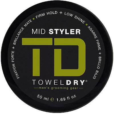 TowelDry Travel Size TD Mid Styler