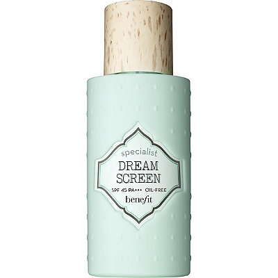 Benefit Cosmetics Specialist Dream Screen Invisible Silky-Matte Broad Spectrum SPF 45 Sunscreen For Face