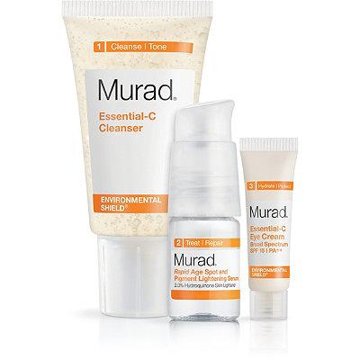 MuradOnline Only FREE Rapid Response Trio w/any $50 Murad purchase
