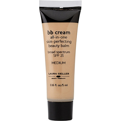 Laura Geller FREE deluxe BB Cream All-In-One Skin Perfecting Beauty Balm w%2Fany %2435 Laura Geller purchase