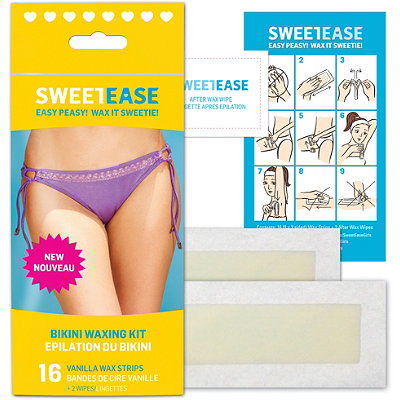 Sweetease Bikini Waxing Kit