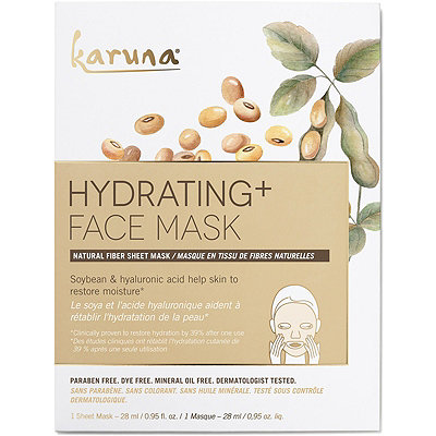 Karuna Online Only Hydrating%2B Face Sheet Mask