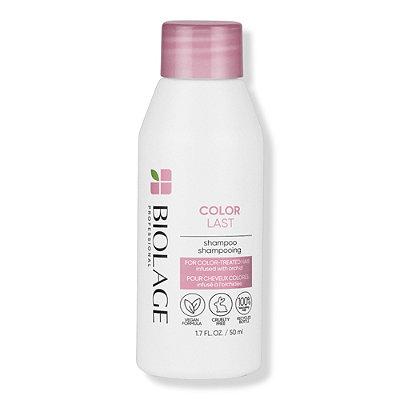 Travel Size Biolage Colorlast Shampoo