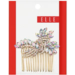 Elle Side Comb Iridescent Stone