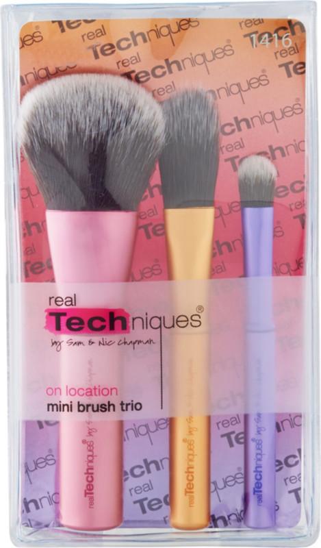 Mini Trio Brush Set | Ulta Beauty