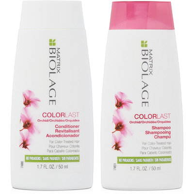Online Only FREE ColorLast Shampoo and Conditioner Duo w/any $20 Matrix purchase