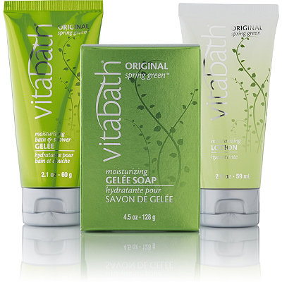 Vitabath Online Only FREE 3-pc Bath Set in Original w%2F any %2425 Vitabath purchase