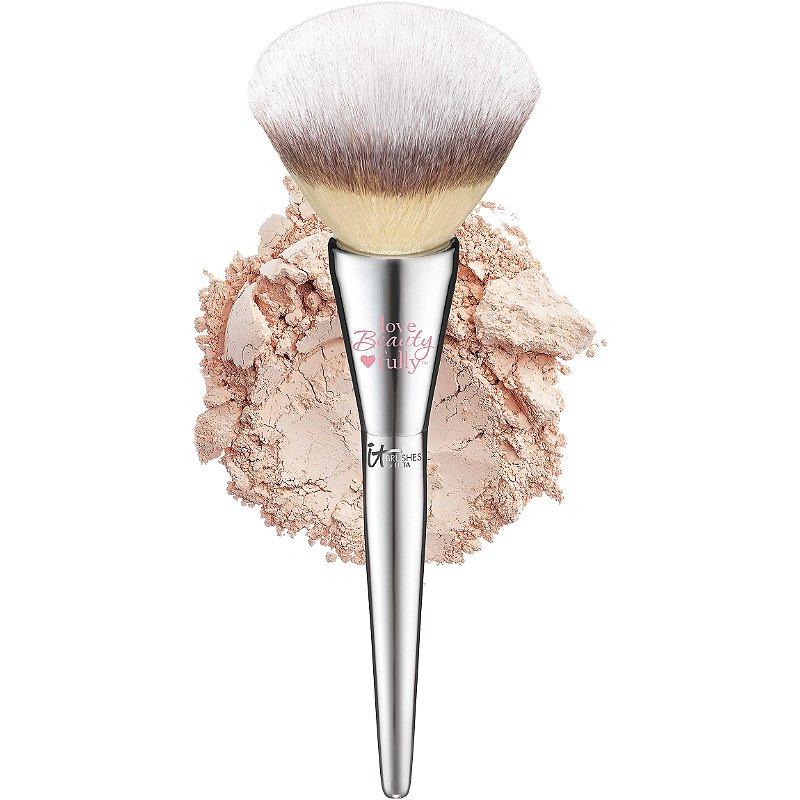It Cosmetics x ULTA Love Beauty Fully All Over Powder Brush #211 by IT Cosmetics #5
