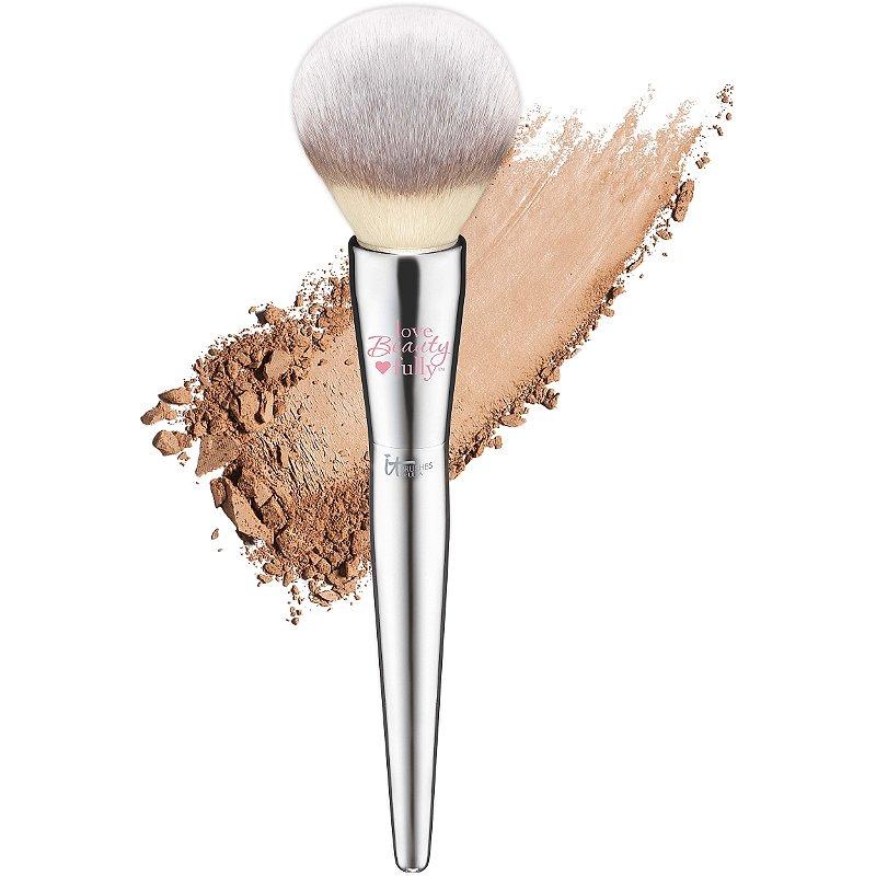 It Cosmetics x ULTA Love Beauty Fully All Over Powder Brush #211 by IT Cosmetics #4