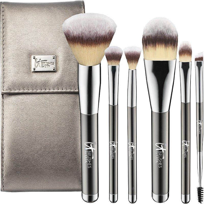 Size Travel Makeup Brush Set Ulta Beauty