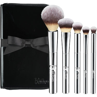 IT Brushes For ULTA Your Beautiful Basics Airbrush 101 5 Pc Getting Started Brush Set