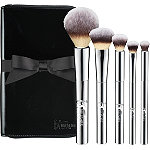 IT Brushes For ULTAYour Beautiful Basics Airbrush 101 5 Pc Getting Started Brush Set