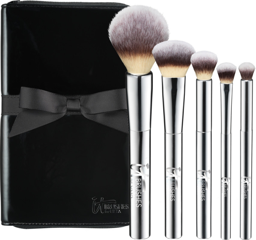 Your Beautiful Basics Airbrush 101 5 Pc Getting Started Brush Set by It Brushes For Ulta