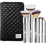 IT Brushes For ULTAYour Airbrush Masters 6 Pc Advanced Brush Set
