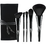 IT Brushes For ULTAExperience Velvet Blurring 5 Pc Ultimate Luxe Set