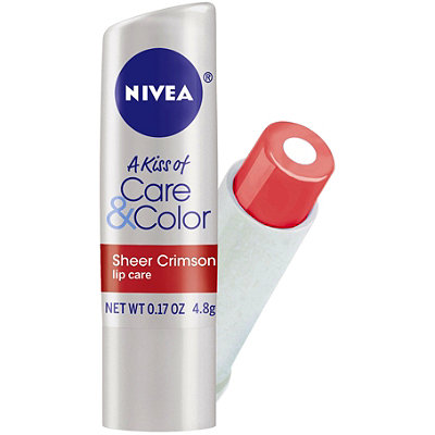 Nivea Kiss Of  Care & Color Sheer