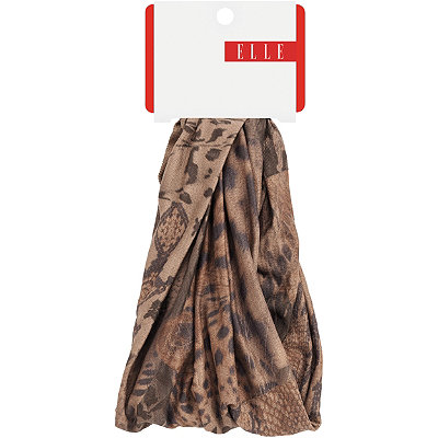 Elle Animal Print Fabric Headwrap