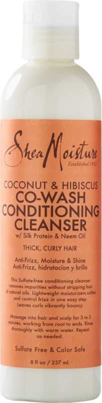 Image result for shea moisture co wash