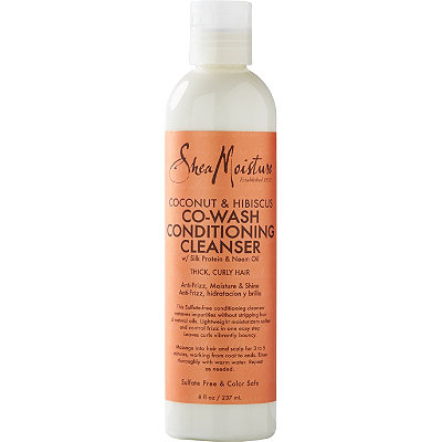 SheaMoisture Coconut %26 Hibiscus Co-Wash Conditioning Cleanser