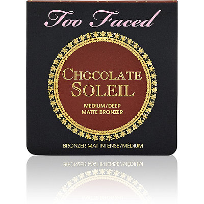 Too FacedFREE deluxe sample Chocolate Soleil Brozer w/ any $35 Too Faced purchase