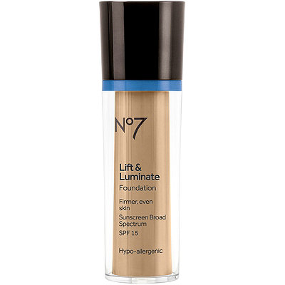 No7 Lift %26 Luminate Foundation Broad Spectrum SPF 15