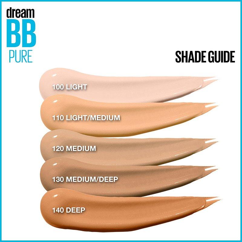 Maybelline Dream Pure Bb Cream 8 In 1 Skin Perfector Ulta Beauty