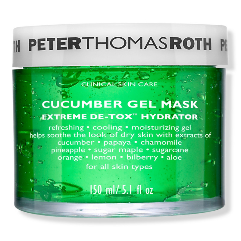 Cucumber Gel Mask by Peter Thomas Roth