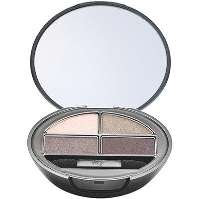 Boots No7 Stay Perfect Eyeshadow Quad