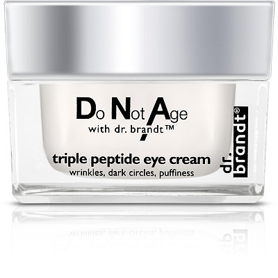 Dr. BrandtDo Not Age Triple Peptide Eye Cream