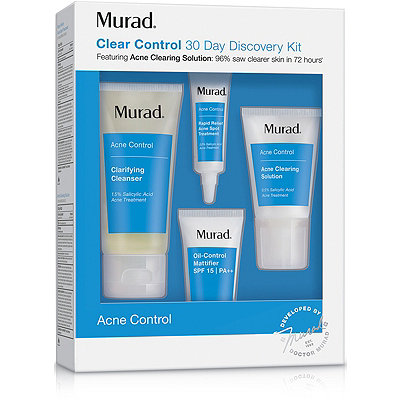 MuradAcne Control Clear Control 30 Day Discovery Kit