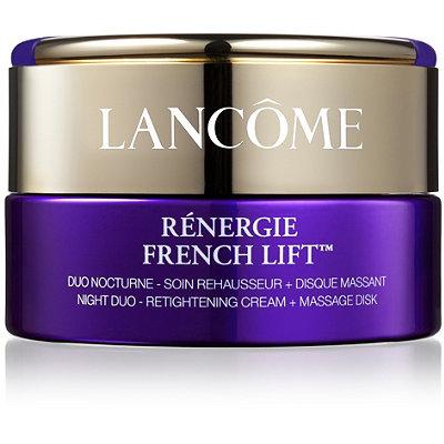 LancômeRénergie French Lift Moisturizing Night Cream