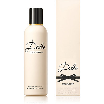 Dolce&Gabbana Online Only FREE Body Lotion %283.3 oz.%29 w%2Fany Dolce by Dolce %26 Gabbana Eau de Parfum 2.5 oz. purchase