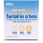 BlissTriple Oxygen Facial In A Box