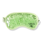 Earth Therapeutics Gel Bead Sleep Mask-Green