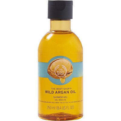 The Body ShopOnline Only Wild Argan Oil Shower Gel