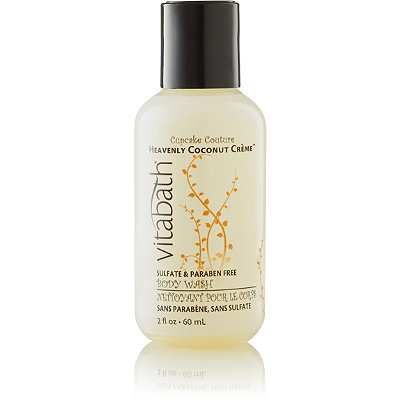 Vitabath Travel Size Heavenly Coconut Body Wash