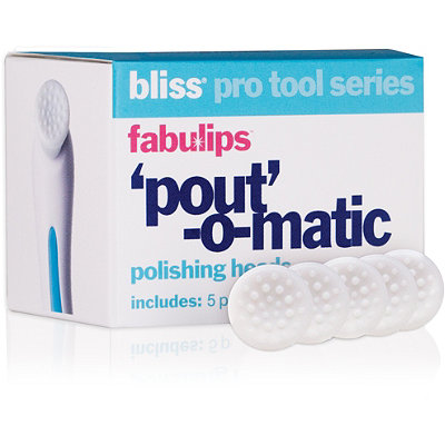 Bliss Online Only Pout-O-Matic Polishing Head